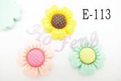 貼飾 E-113 向日葵