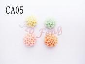 塑膠- 花朵 CA05 11mm