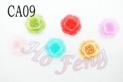 塑膠玫瑰 CA09