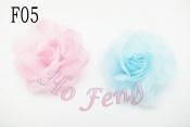 F05 玫瑰  4.5cm