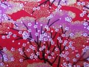 A68C 山櫻 紅色