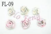 FL09  銀蔥玫瑰花