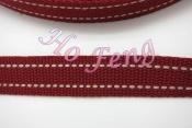 雙跳線棉織帶 PB01-R 2.5cm