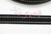 雙跳線棉織帶 PB01-B 2.5cm