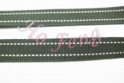 跳線棉織帶 PB01-G 2.5cm