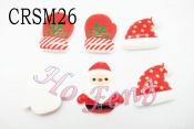 CRSM26 聖誕貼飾
