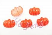 HW16  塑膠貼飾-南瓜