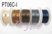 雙面金邊帶 PT06C-I 22mm