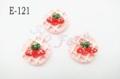 貼飾 E-121 草莓派