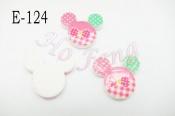 貼飾 E-124 雙色老鼠