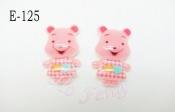 貼飾  E-125 小熊