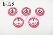 貼飾 E-128  圓形船錨