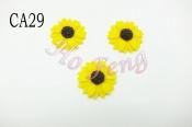 塑膠- 向日葵 CA29 16mm