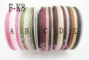 織帶  F-K8 1.2cm