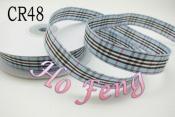 格子織帶 CR-48 1.6cm