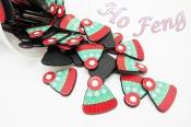 聖誕貼飾-毛線帽