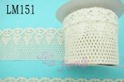 米色蕾絲 LM151 7cm
