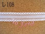 尼龍蕾絲 L-108 21mm