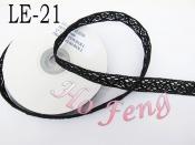 黑色蕾絲 LE-21 16mm