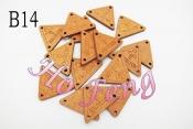 木片- 三角片 B14 FASHION