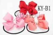 蝴蝶結髮束 KY-B1