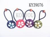 包釦髮束 KY39076