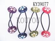包釦髮束 KY39077