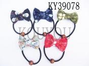 日式蝴蝶結髮束 KY39078
